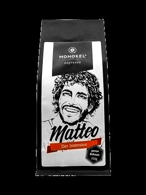 Monokel Espresso Matteo, 250g