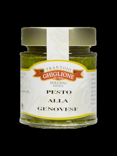 "Pesto ""Genovese"" mit Parmigiano Reggiano 130g"