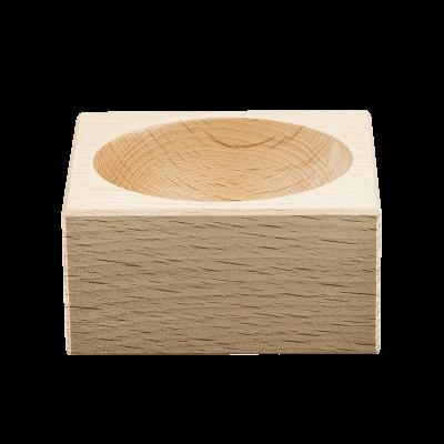 Scanwood Salzschale aus Holz