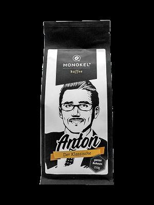 Monokel Kaffee Edelblend Anton, 250g