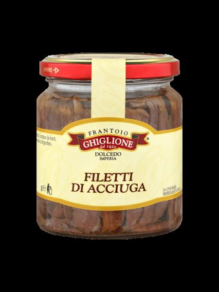 Sardellenfilets in Olivenöl 314g